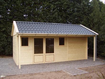 Prefab Schuur Steen : Hout beton schutting prefab schuur bouwen