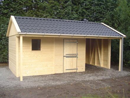 Houten Garage Kopen : Goedkope houten schuren goedkopeschuur